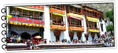 raftingtour in leh
